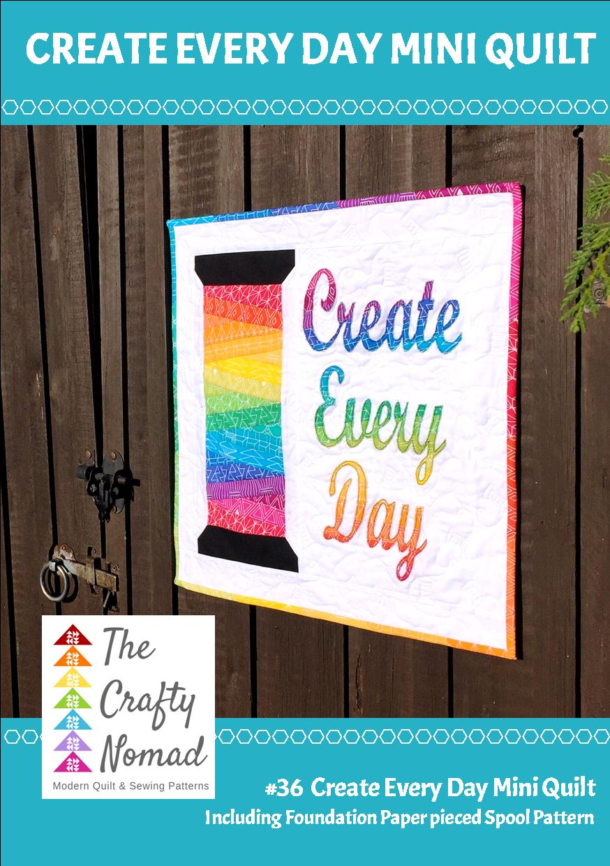 Create Every Day Mini Quilt Front Page The Crafty Nomad NEW.jpg