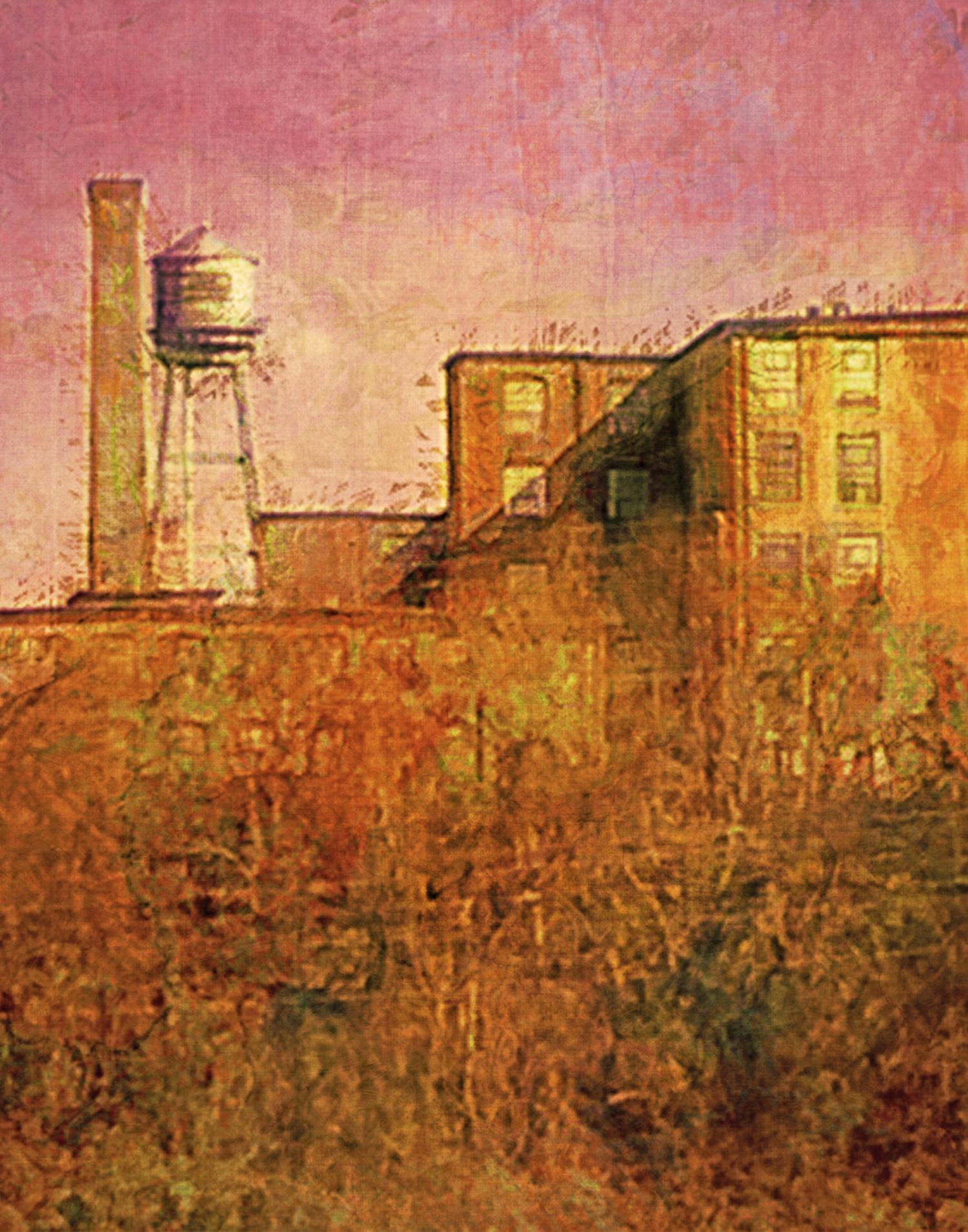 Johnston Mill