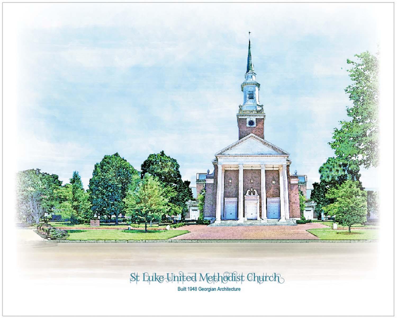 St Luke United Methodist Church