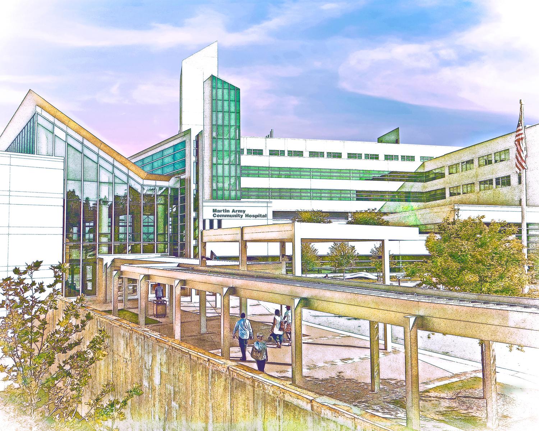 Martin Army Community Hospital
