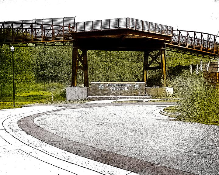 Riverwalk North Highland Bridges.jpg