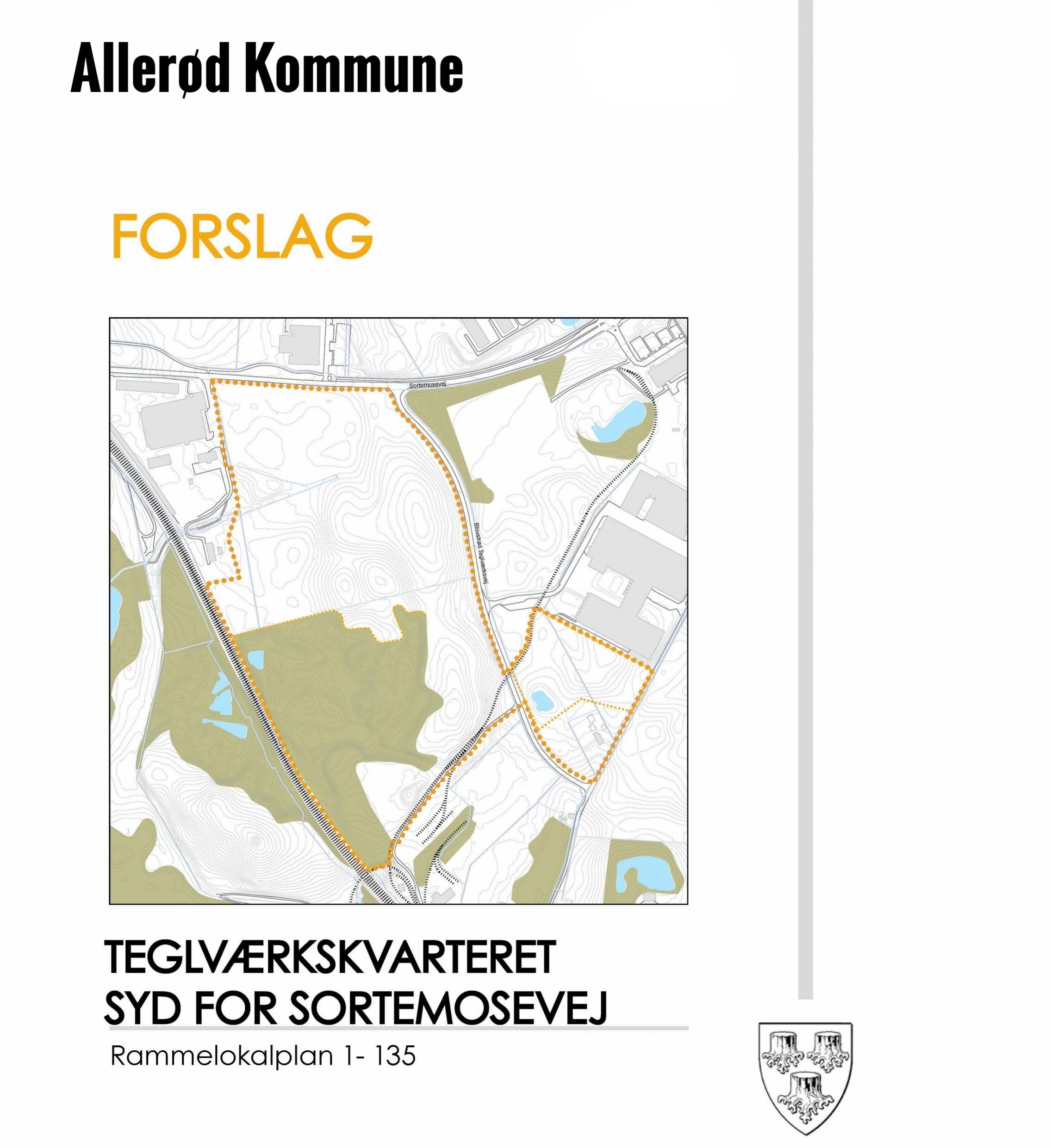 LP1 1_135  rammelokalplan for Tegværkskvarteret_forside.jpg