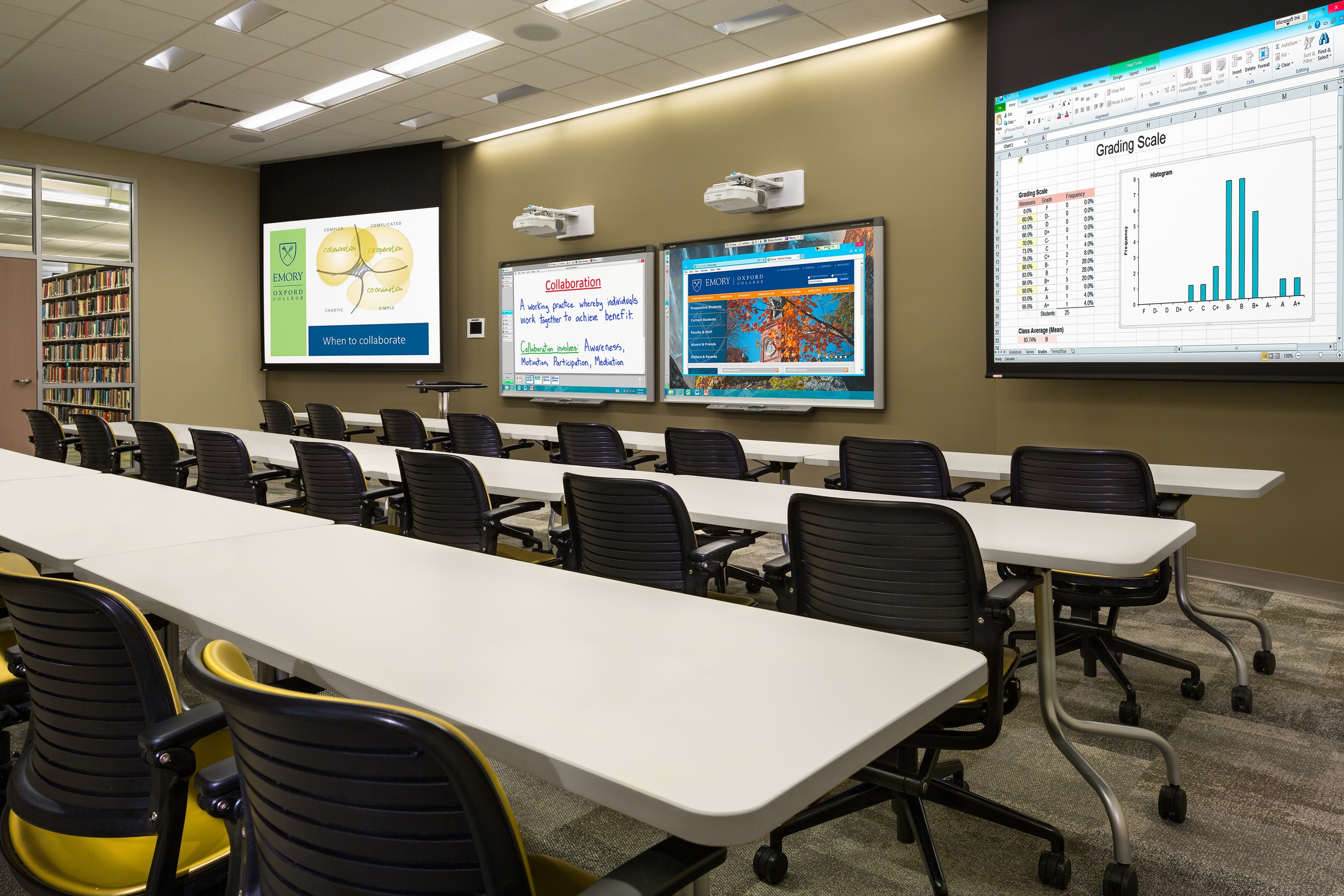 Training and Multipurpose Rooms