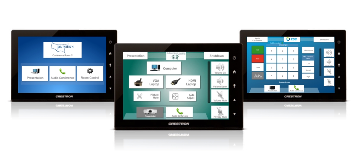 Avyve Touch Panels