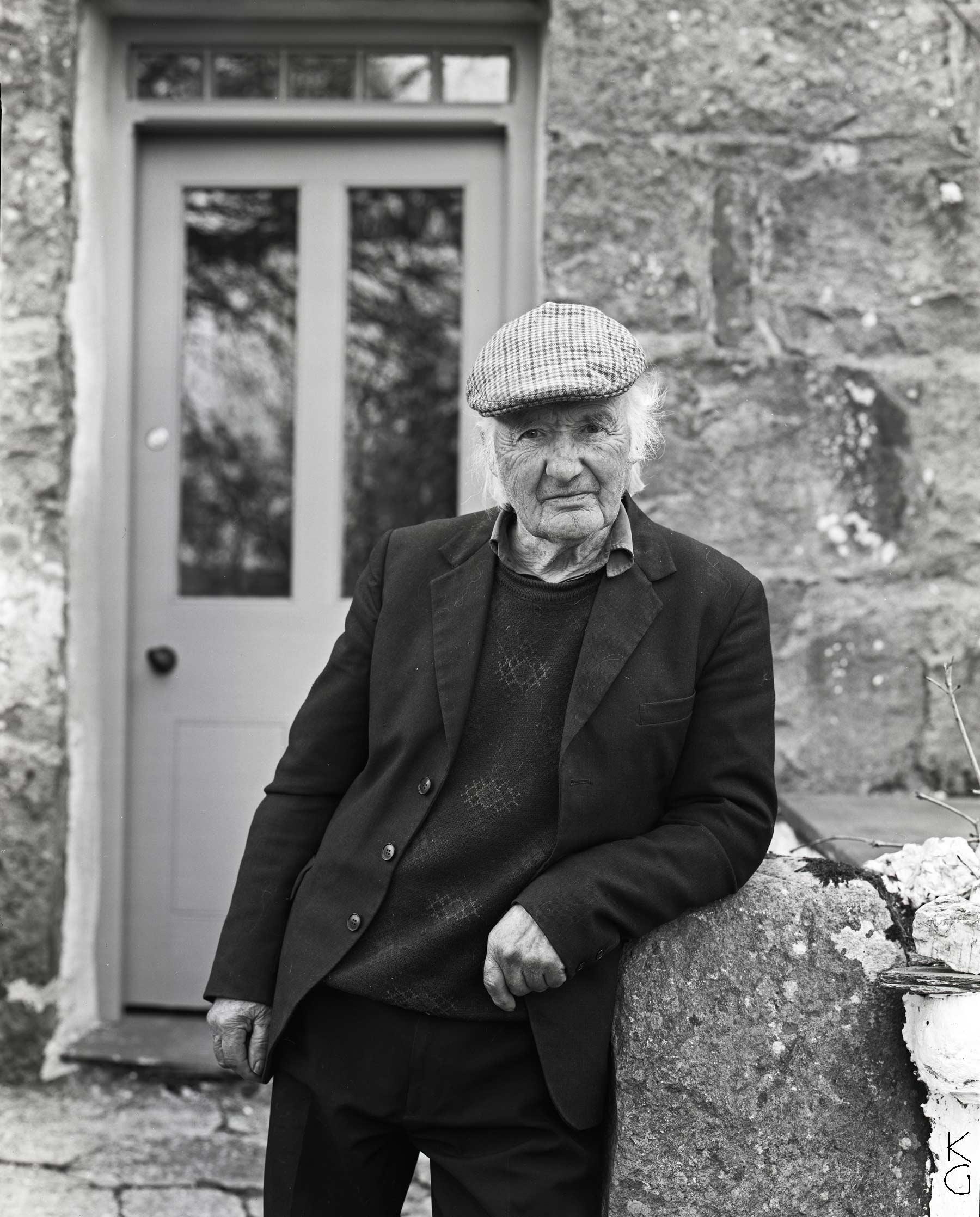 Gerald Williams, North Wales 2012