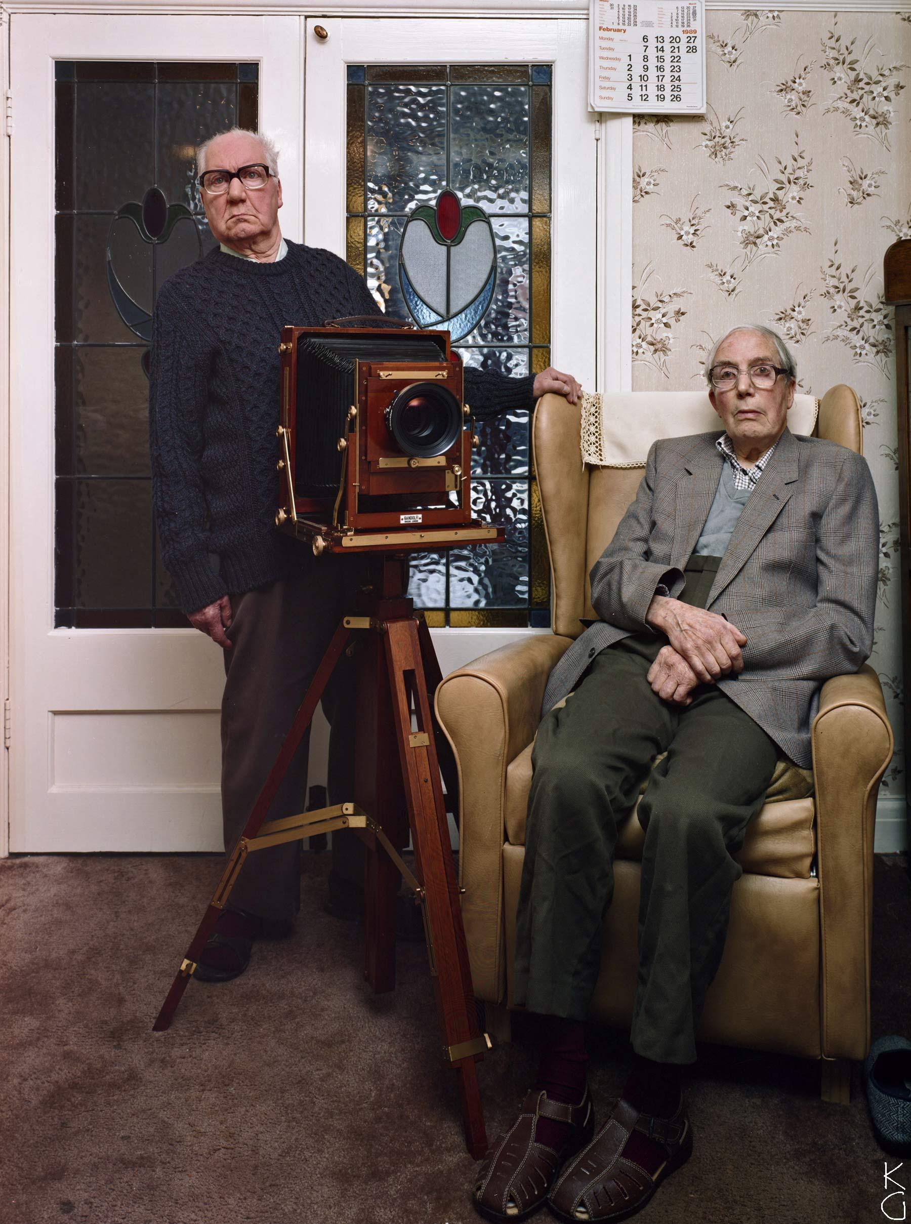 Arthur & Fred Gandolfi, Peckham