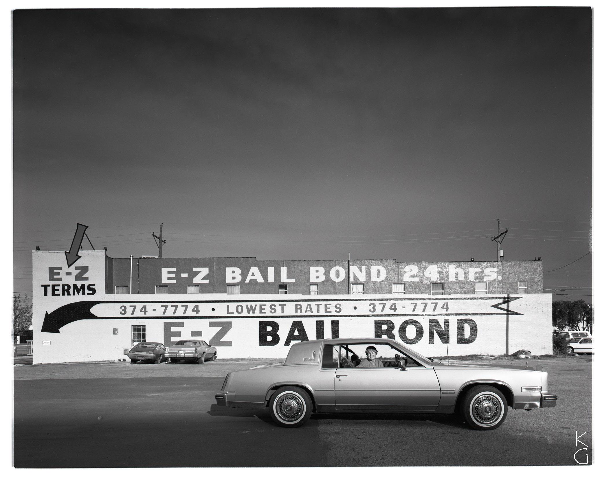 E-Z Bail Bond, The Panhandle 1987
