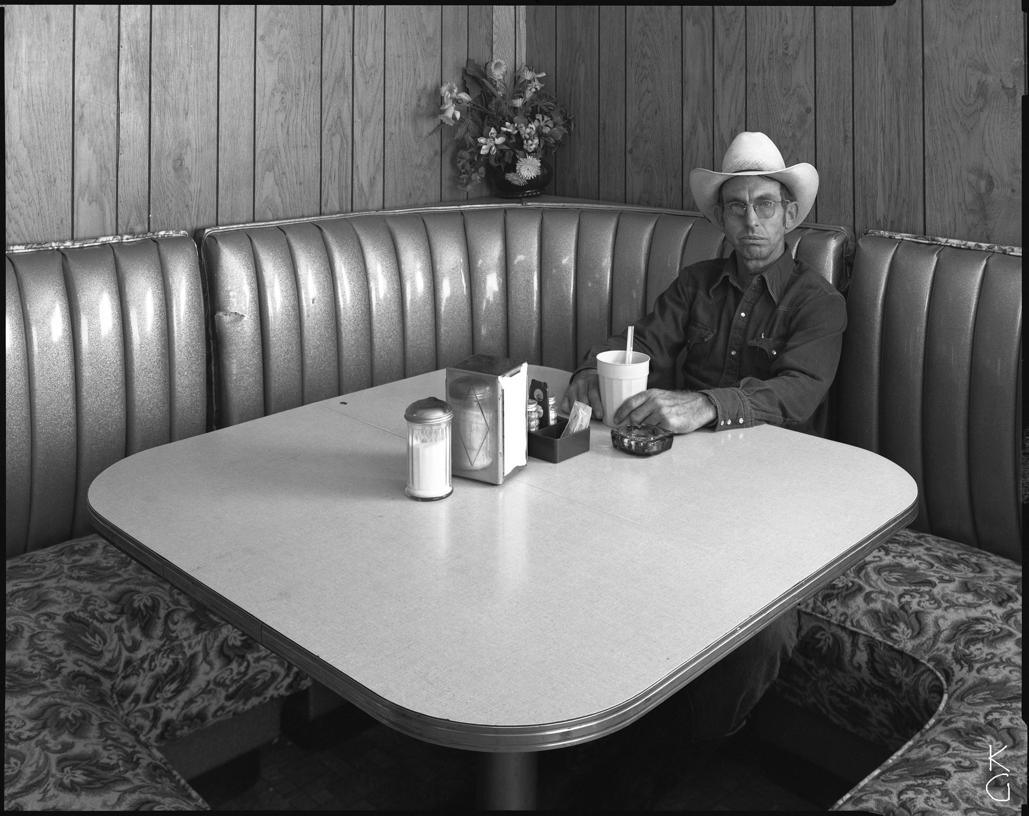Diner, The Panhandle 1987