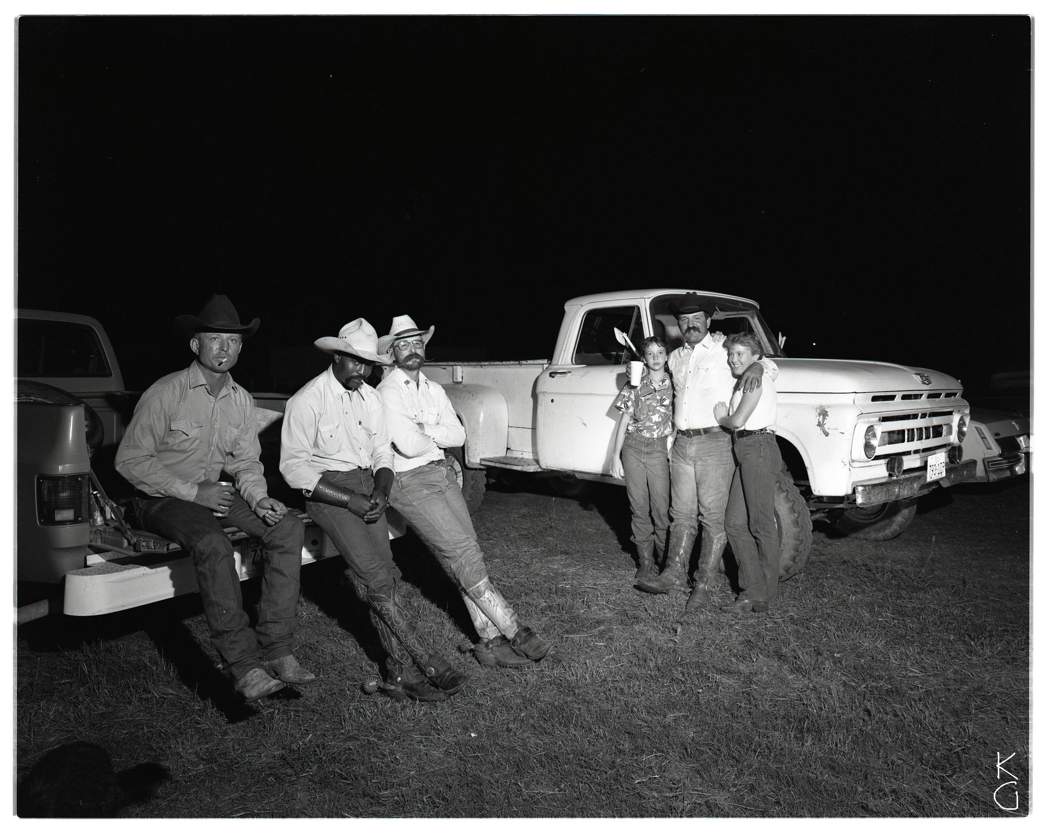 Late Night Hangout, The Panhandle 1987