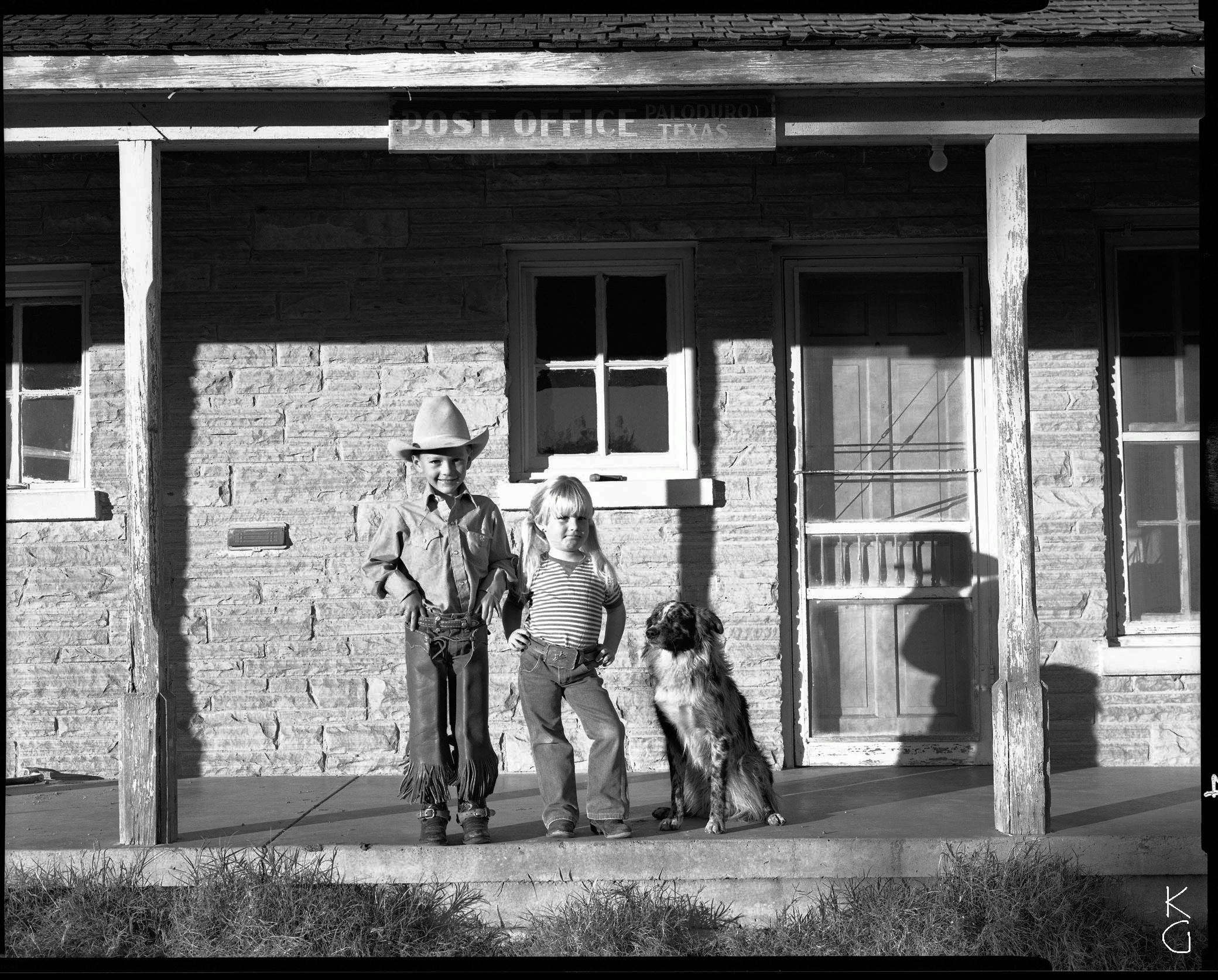 Post Office, The Panhandle 1987