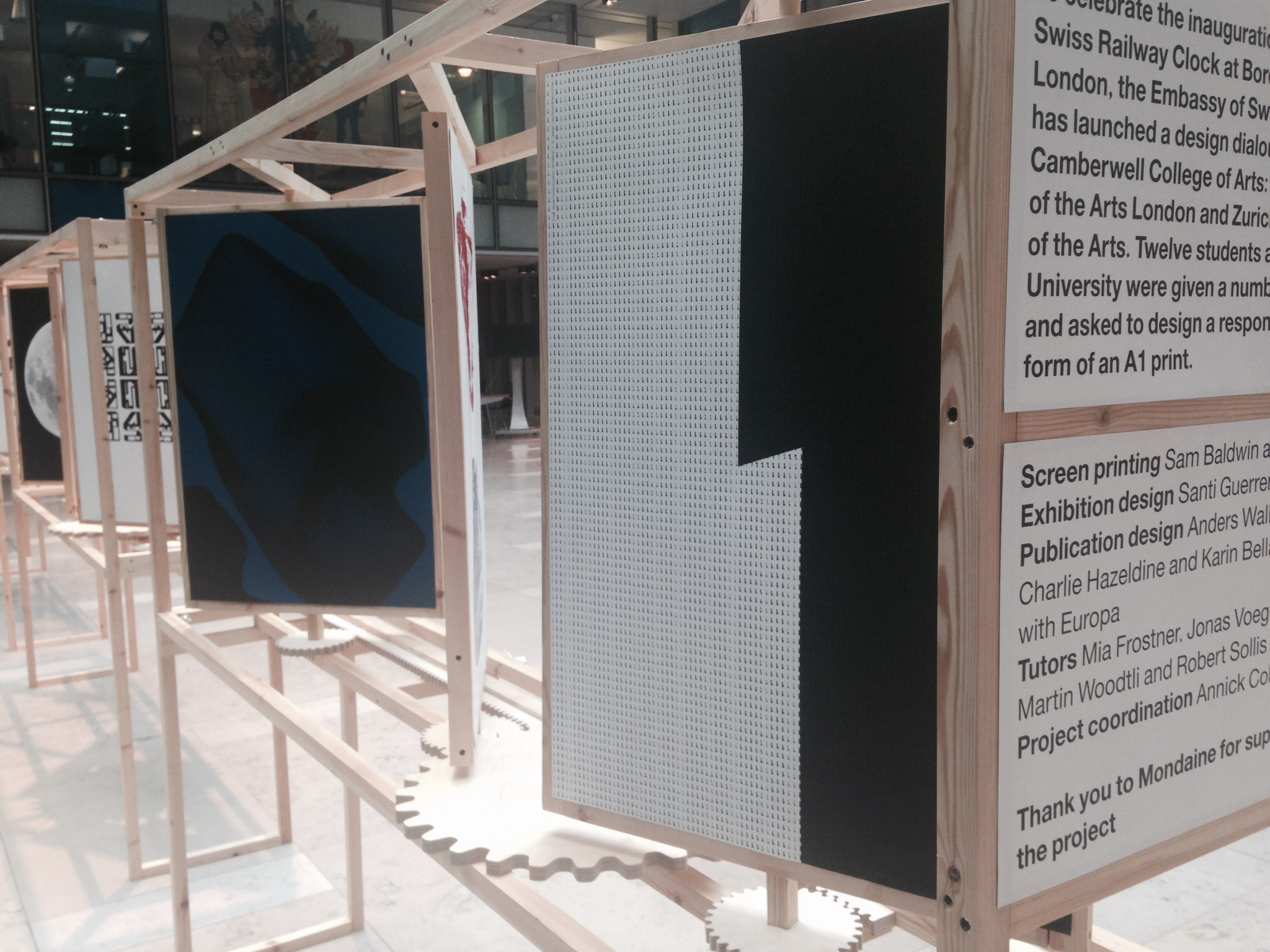 SPACE DESIGN - Exhibitions, urban areas, flexible spaces
