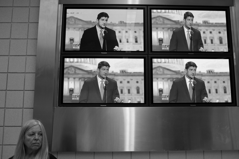 Paul Ryan Addresses The RNC