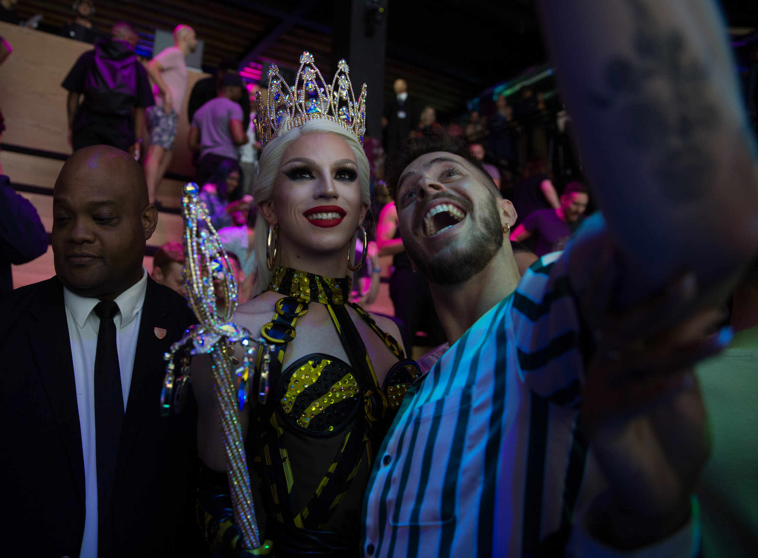 "Aquaria - Winner of ""Drag Race"" Season 10"