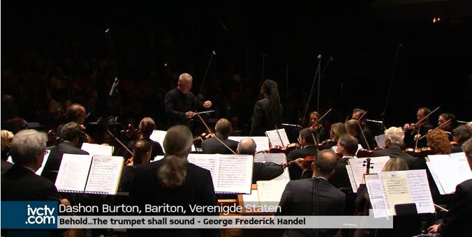 Dashon Burton - George Frederick Handel