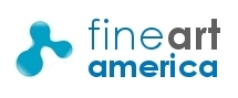 LogoFineArtAmericaBlueShape.jpg