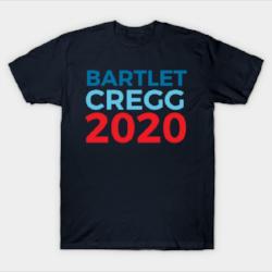 West Wing Bartlet Cregg 2020 Election