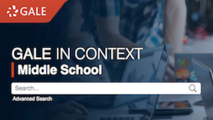 Check out a wide range of content coverage for middle school student research, including text-based articles, videos, images, and audio formats.