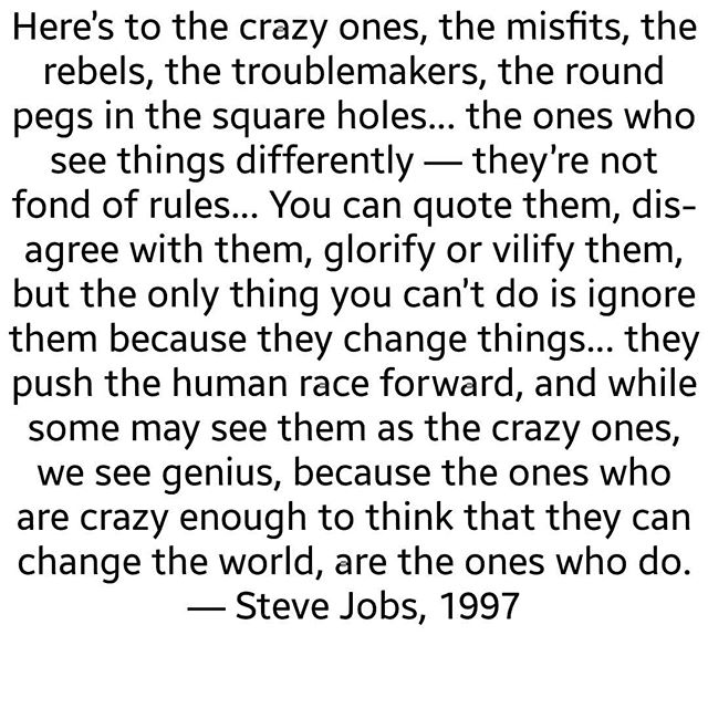 Dare to be crazy , dare to be different, dare to change the world ❤️🤝🌏
