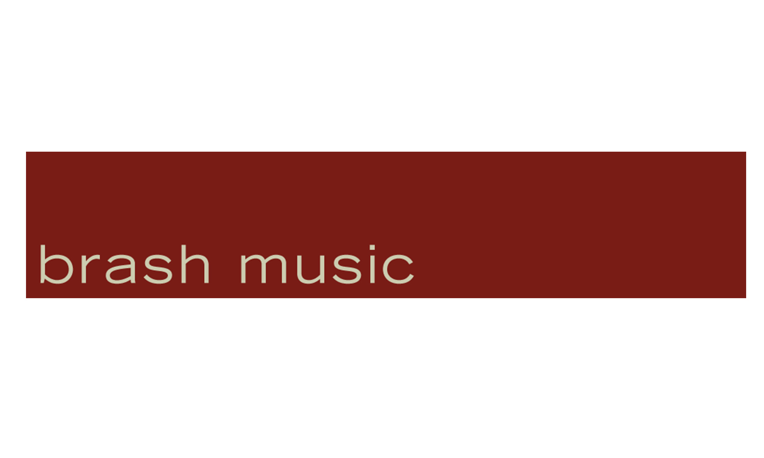 Brash Music is an independent record label with distribution through ADA (Warner Music Group). Artists on Brash Music have included Jump Little Children, Aaron Shust, The Damnwells, and Anthony David.    www.brashmusic.com