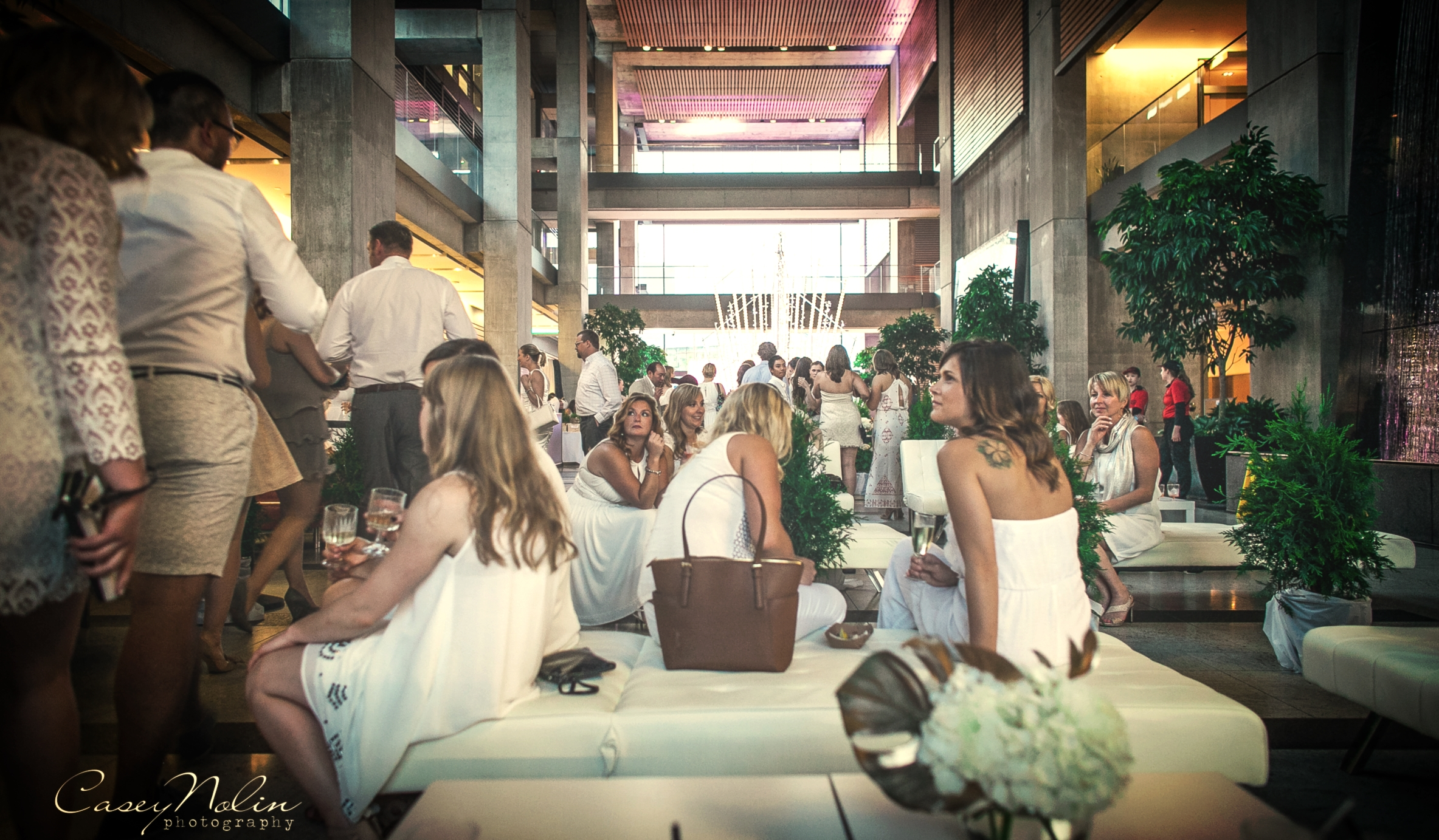 Athena's Party in the Hamptons, June 6 at Manitoba Hydro gallery. Photo by Casey Nolin Photography.