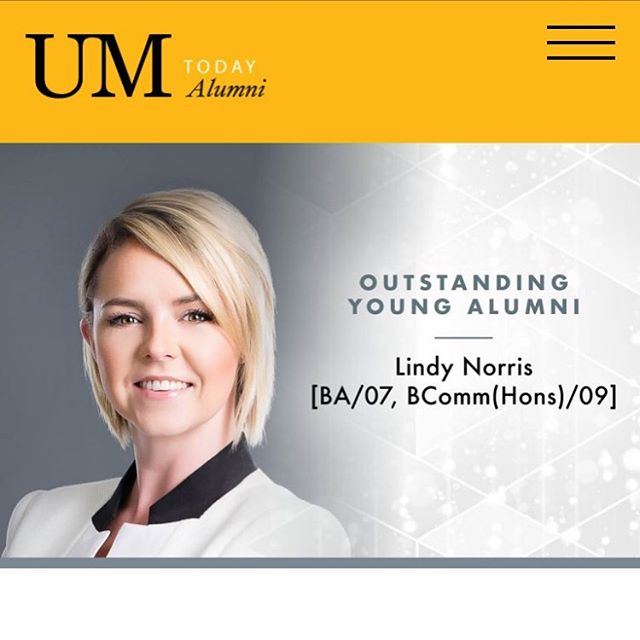 We're going to take a second here to rain love, gratitude + praise to our AMAZING founder @lindycnorris for being awarded the Outstanding Young Alumnae Award from @umanitoba.  We would not be here today without her and we're so proud that she's been recognized for all of her amazing achievements, Athena Leadership + the Leader of Tomorrow Scholarship, of course being included.  Let's give her a huge congratulations if you've ever been positively impacted by Athena! 💪🏼 #winnipeg #winnipegalumnae #universityofmanitoba #outstandingyoungalumnaeaward #distinguishedalumnae #winnipegleader #womenhelpingwomen #womenempowerment #athenaleadership