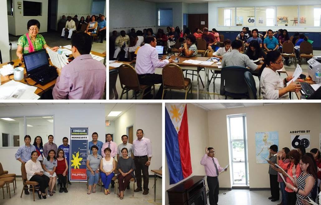 Consular Outreach -