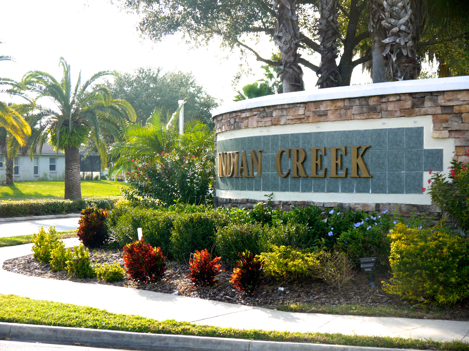 Indian Creek Entrance