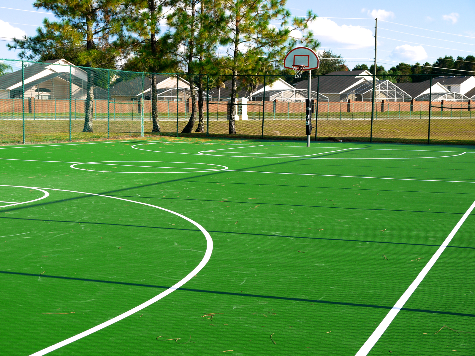 Recreational Grounds Basketball Court