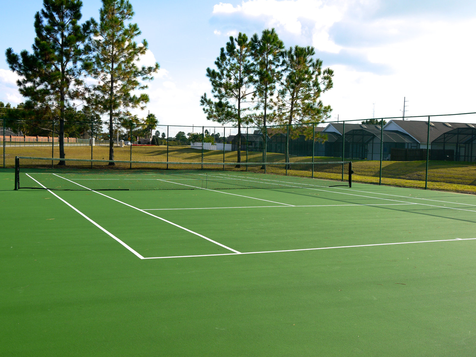 Recreational Grounds Tennis Court