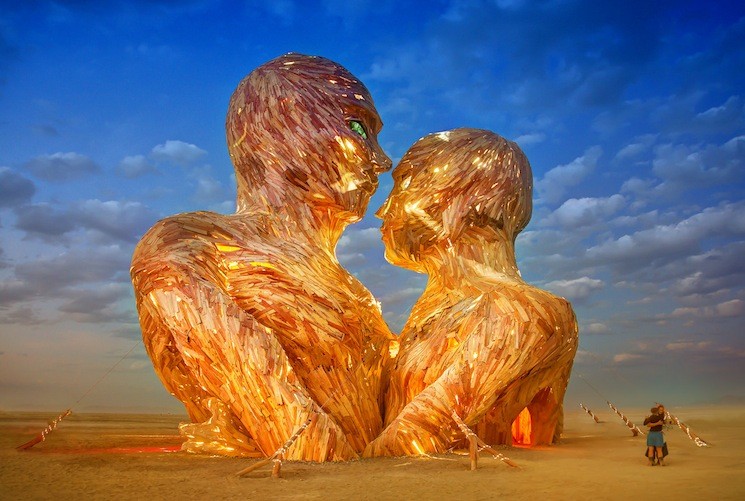 A Relationship Survival Guide to Burning Man - The playa is a cauldron: Don't let it burn you!