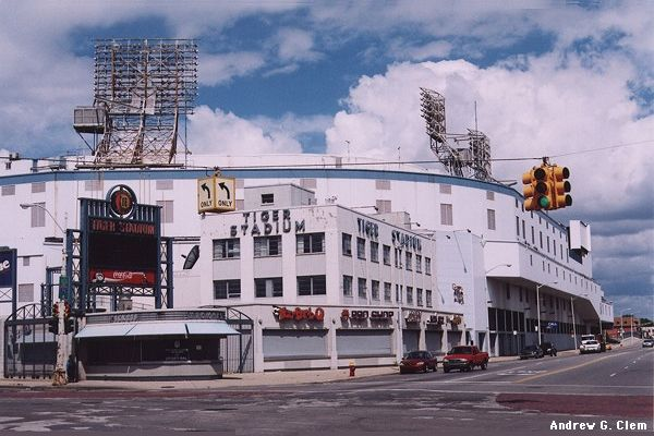 Old Tiger Stadium photo by Andrew G.Clem
