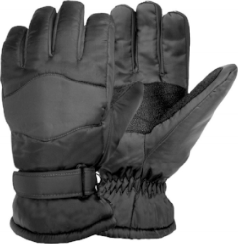 An example of the gloves Bernard wore only smaller.