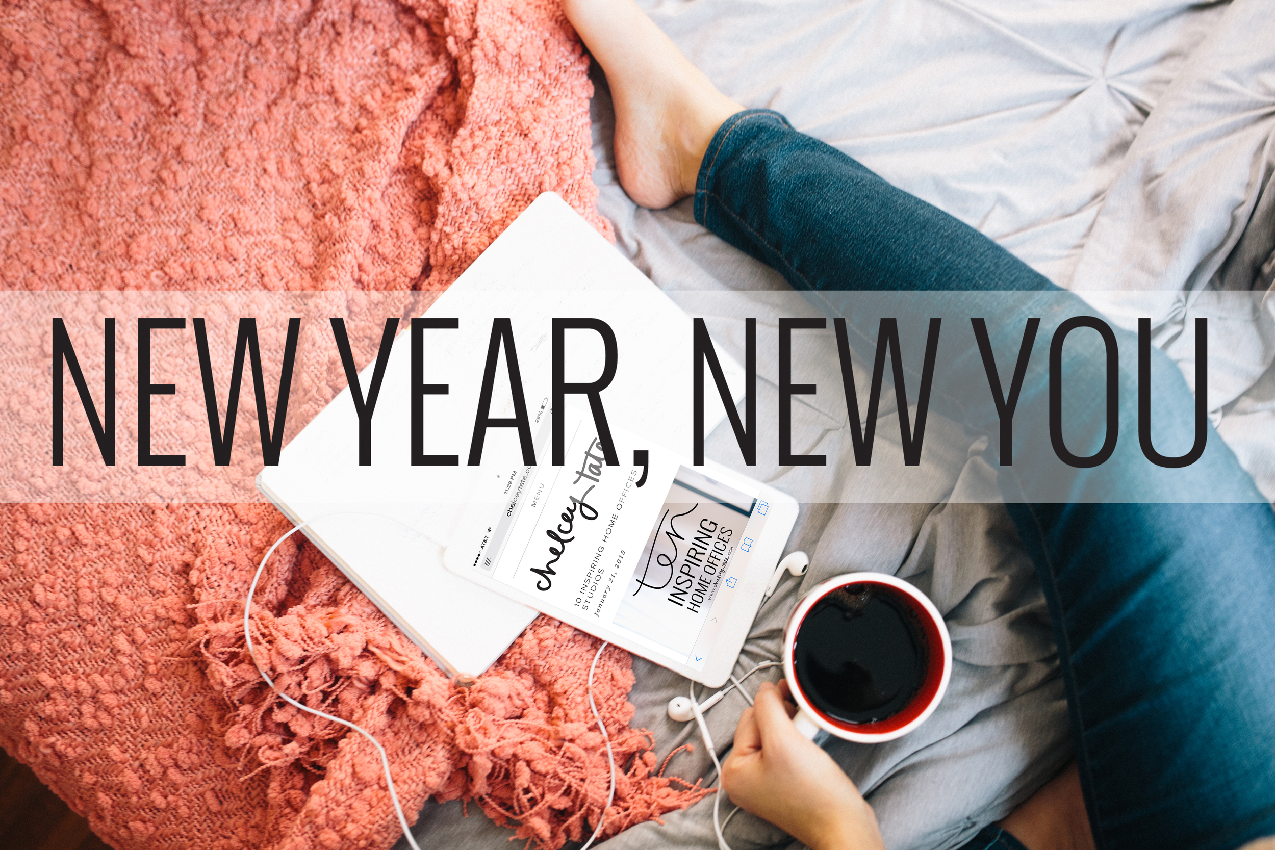 New Year New You Graphic Design Blog Post