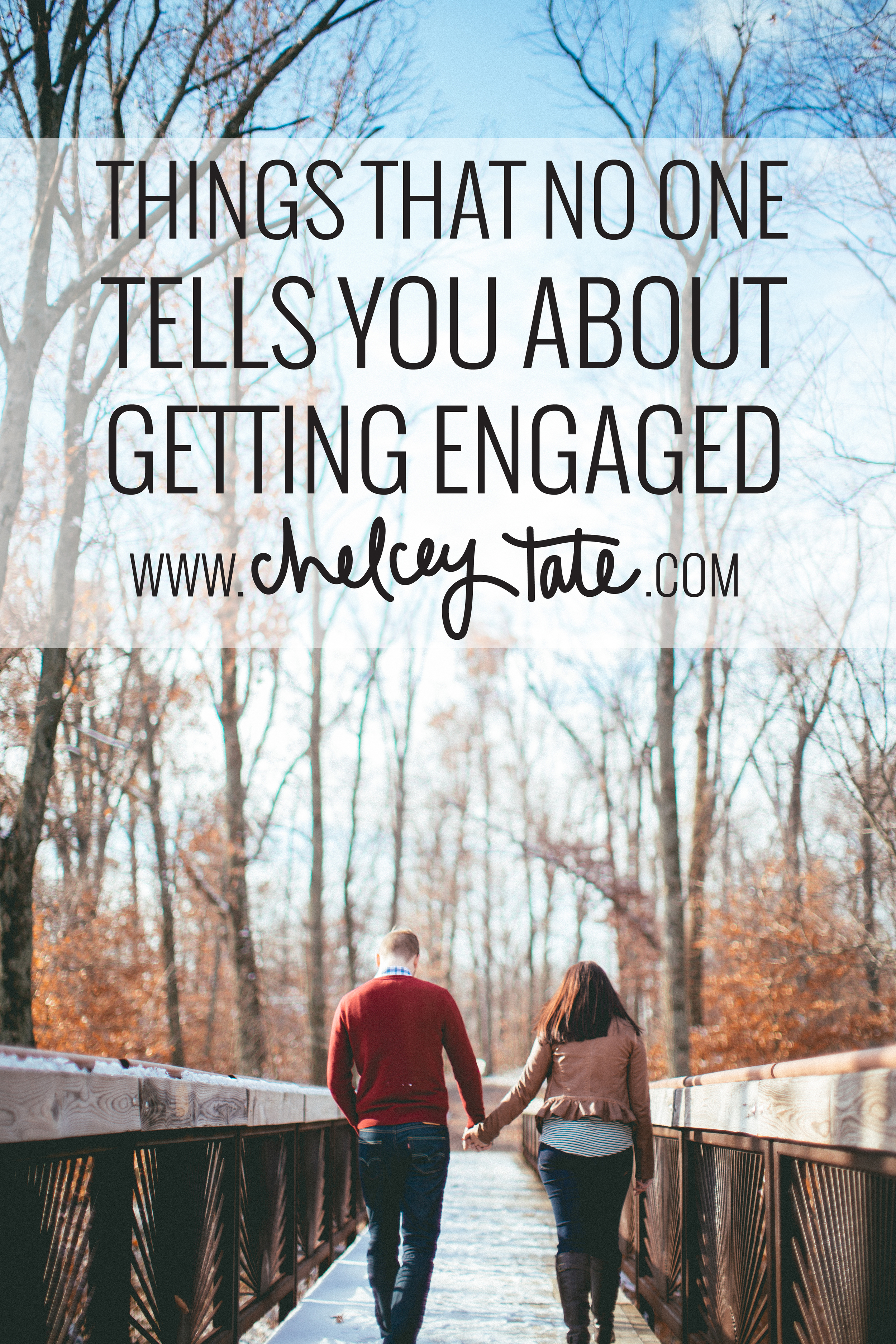 Five Things That No One Tells You About Getting Engaged