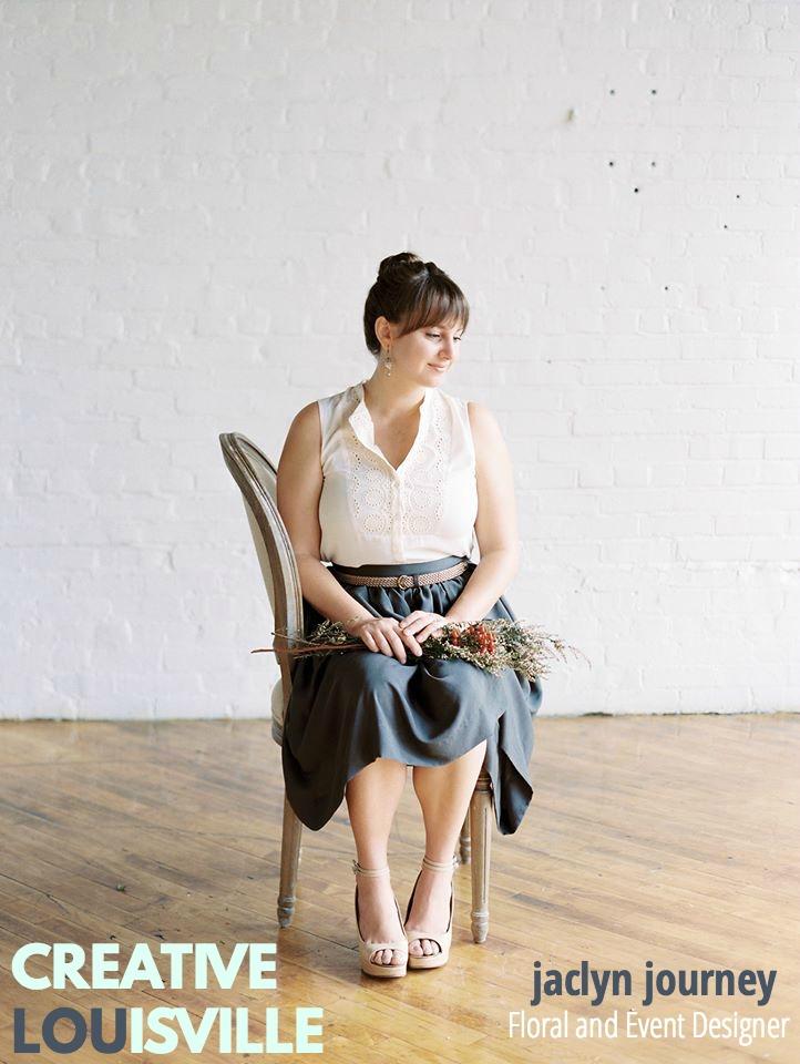 Creative Louisville: Jaclyn Journey by LouWhatWear via www.chelceytate.com