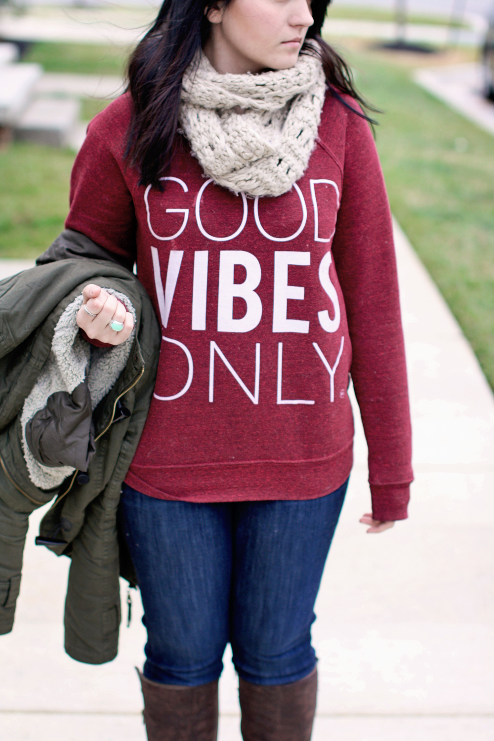 Good Vibes Only www.chelceytate.com