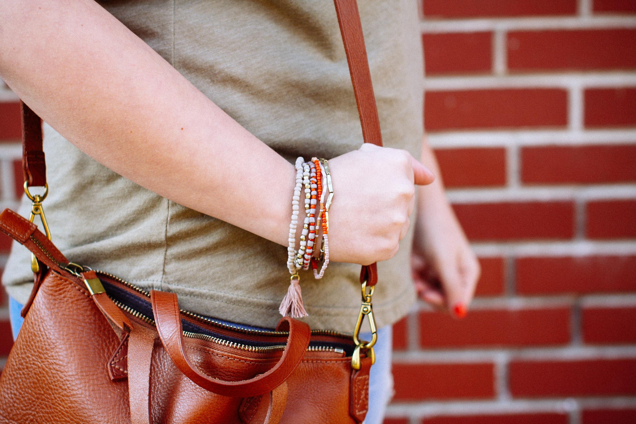 Altar'd State Beaded Bracelets via www.chelceytate.com