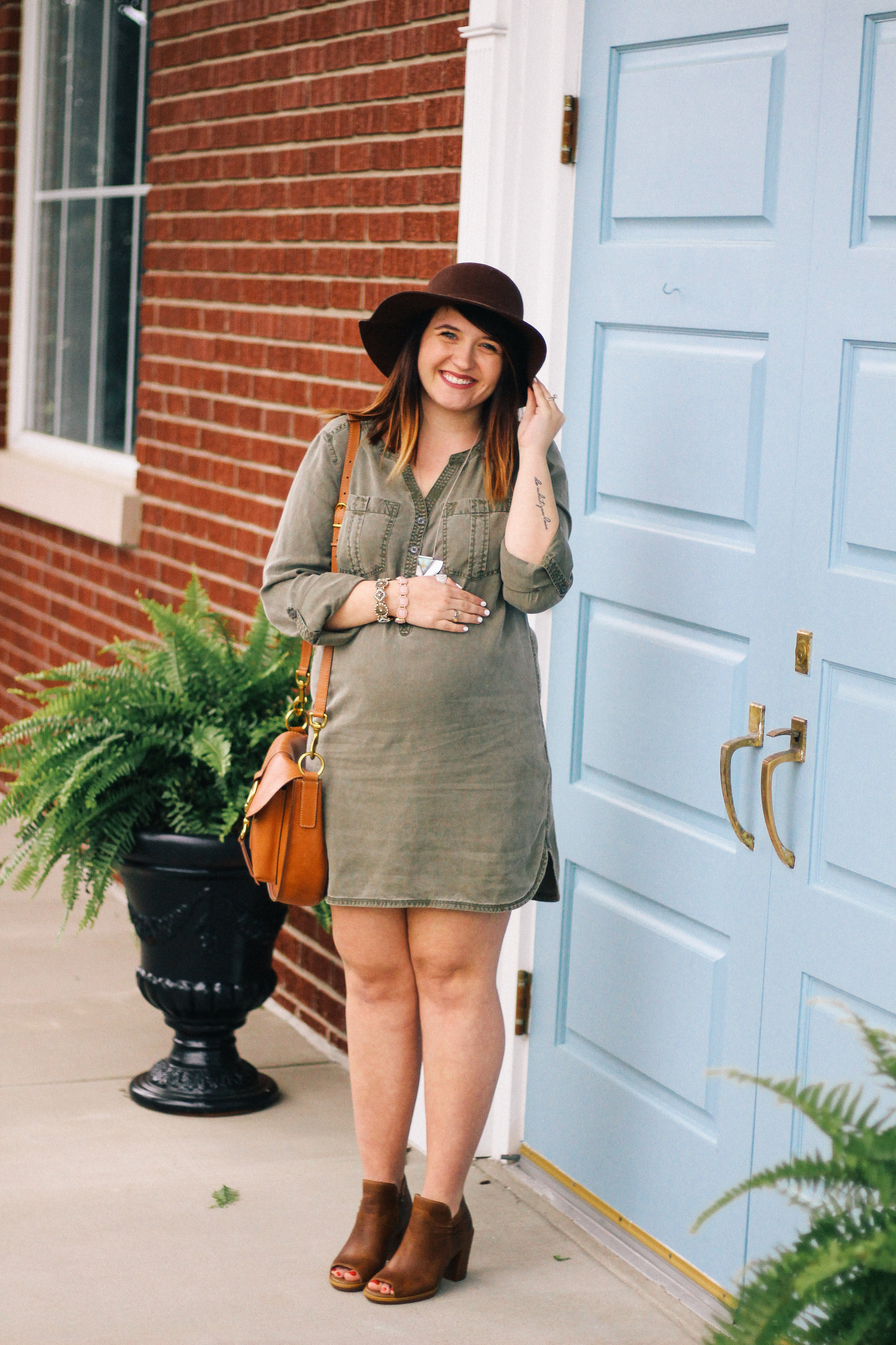 Spring Style @express @freepeople @francescas @thefryecompany via chelceytate.com