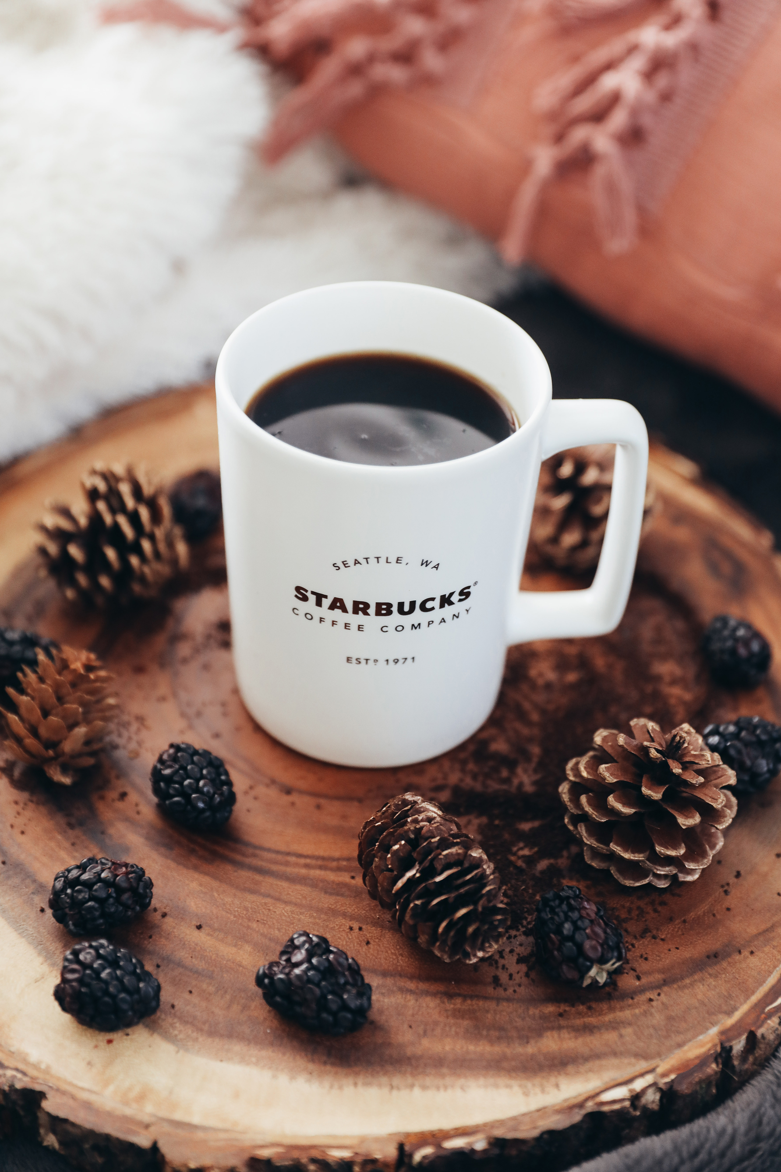 Reflecting on 2017 Starbucks Coffee via Chelcey Tate www.chelceytate.com