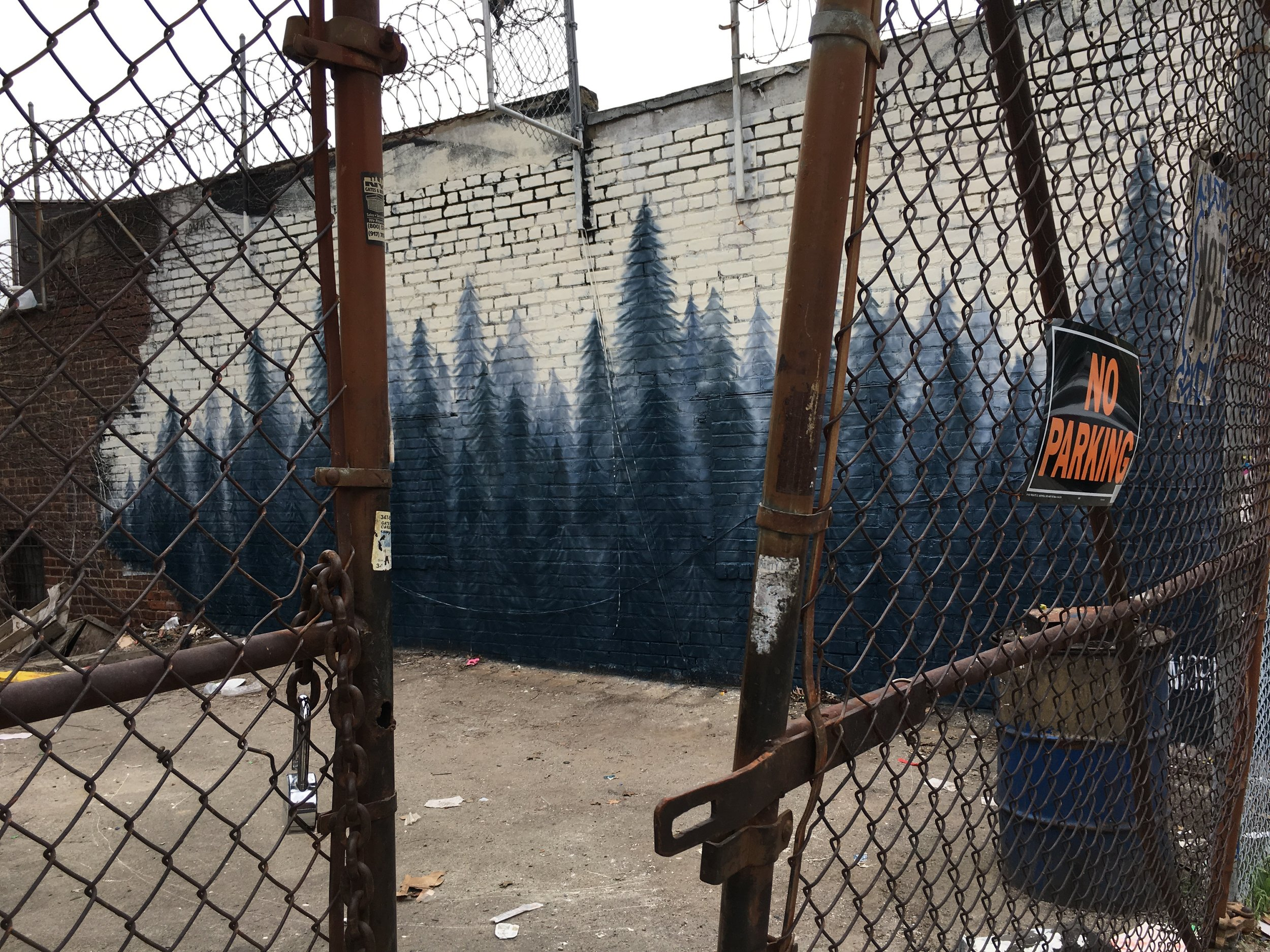 Welling Court Mural Project, 2018, Queens