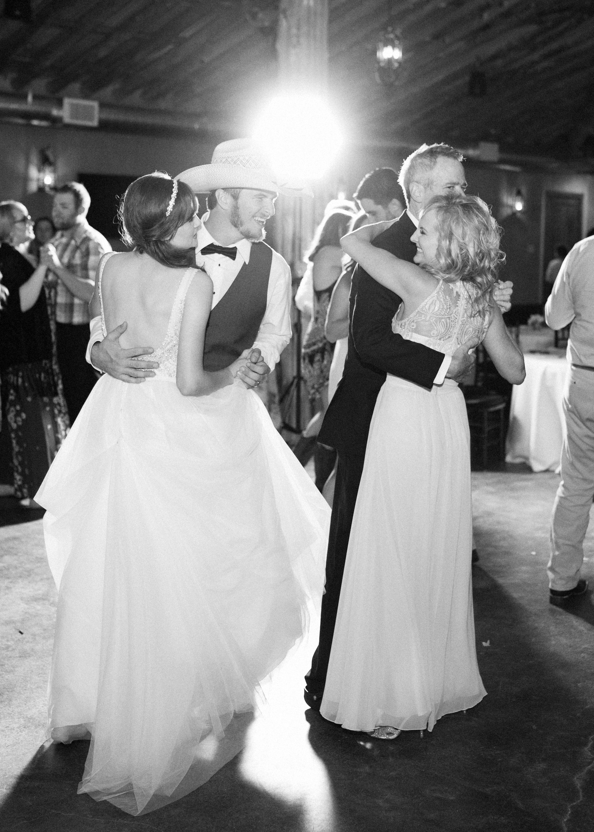 Sweet moments on the dance floor.