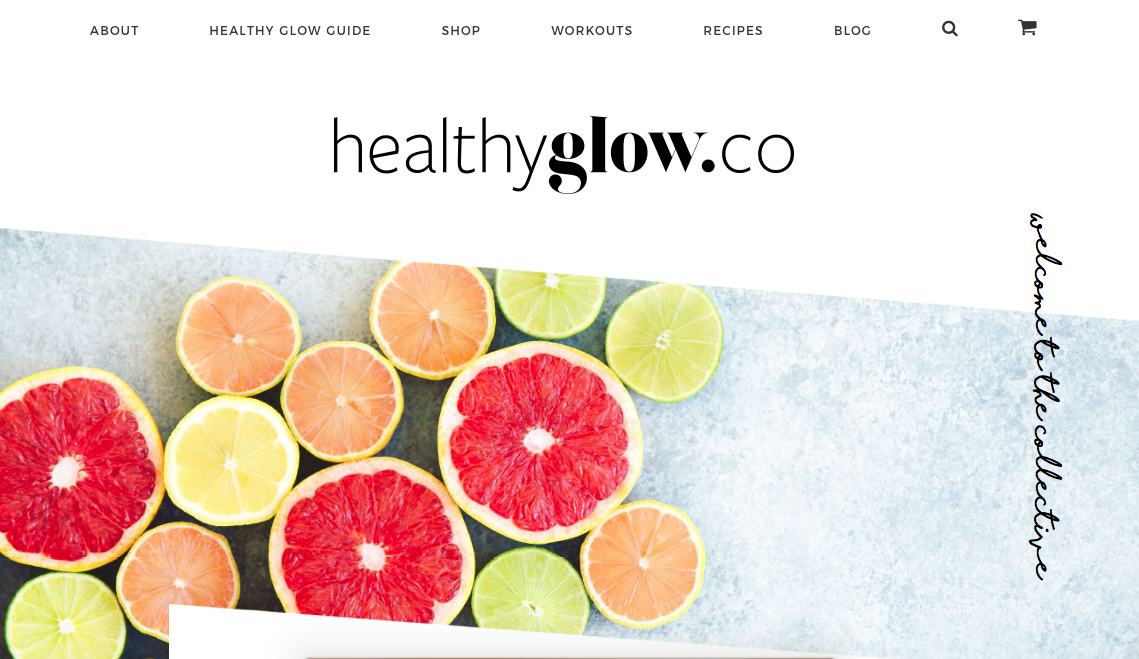 My Go-To Wellness Sites — blissbranch
