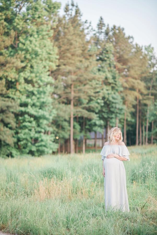 clovis maternity photographer