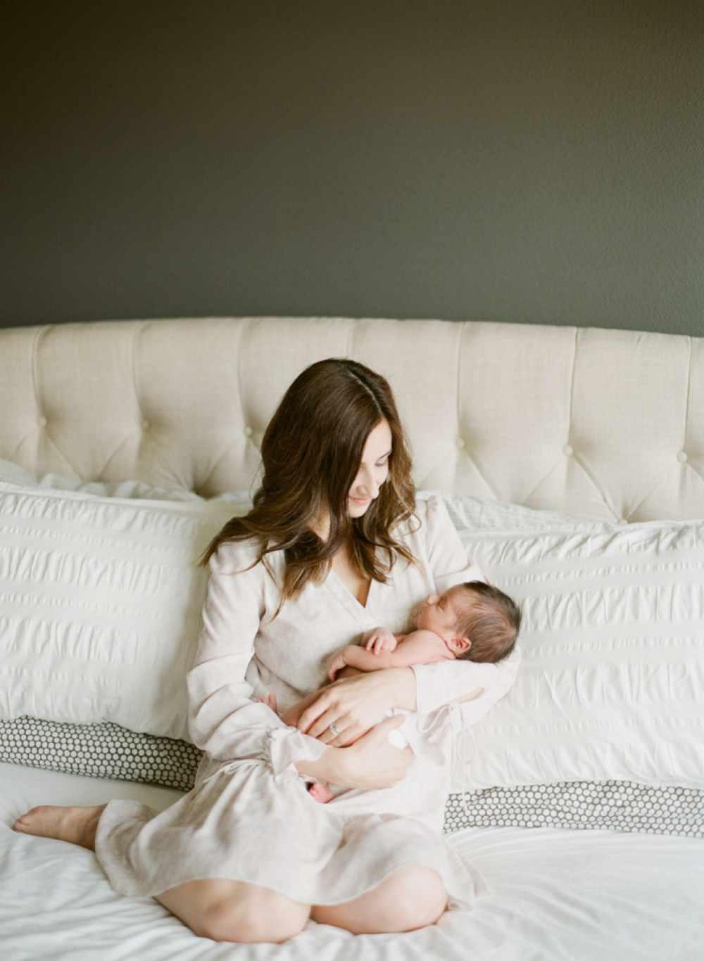 Clovis newborn photographer