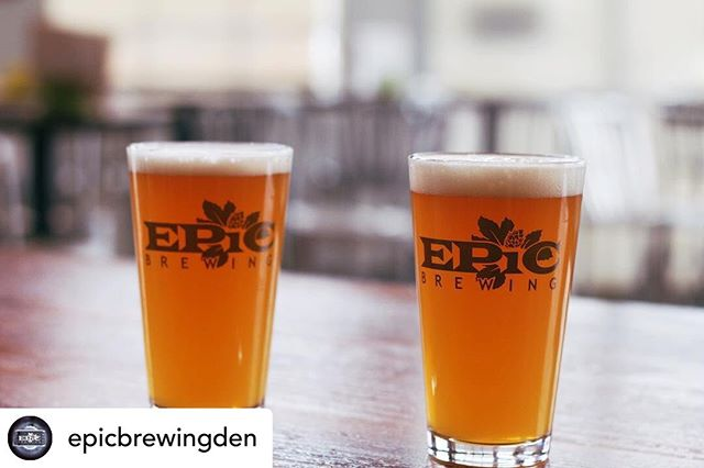 Join us at @epicbrewingden on June 19 to support Bike MS. Buy a pint (or four) and 20% of the proceeds will go to our 2019 Lighthearted Bike MS team total donation! Beer, bikes and raising funds for MS research - is there anything better?  @visual_interest