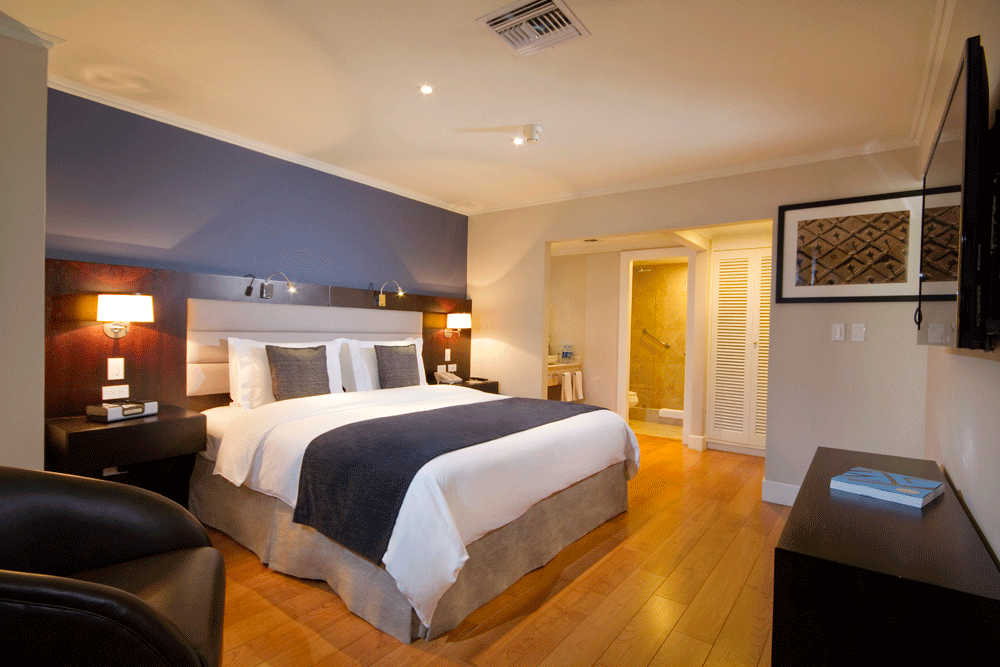Leading Hotels Suite King Bed