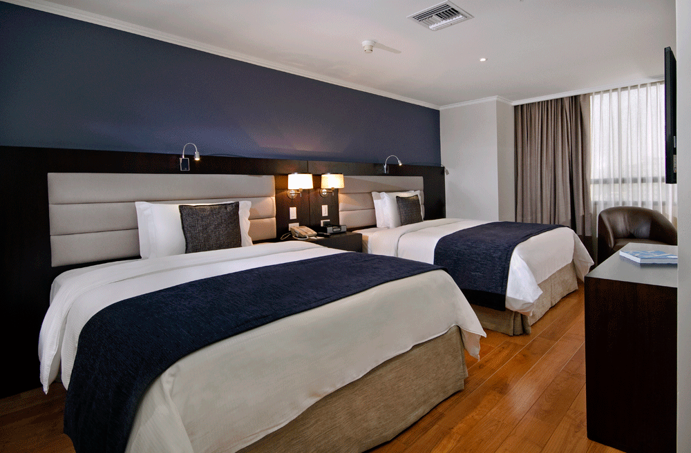 Leading Hotels Suite Two Beds