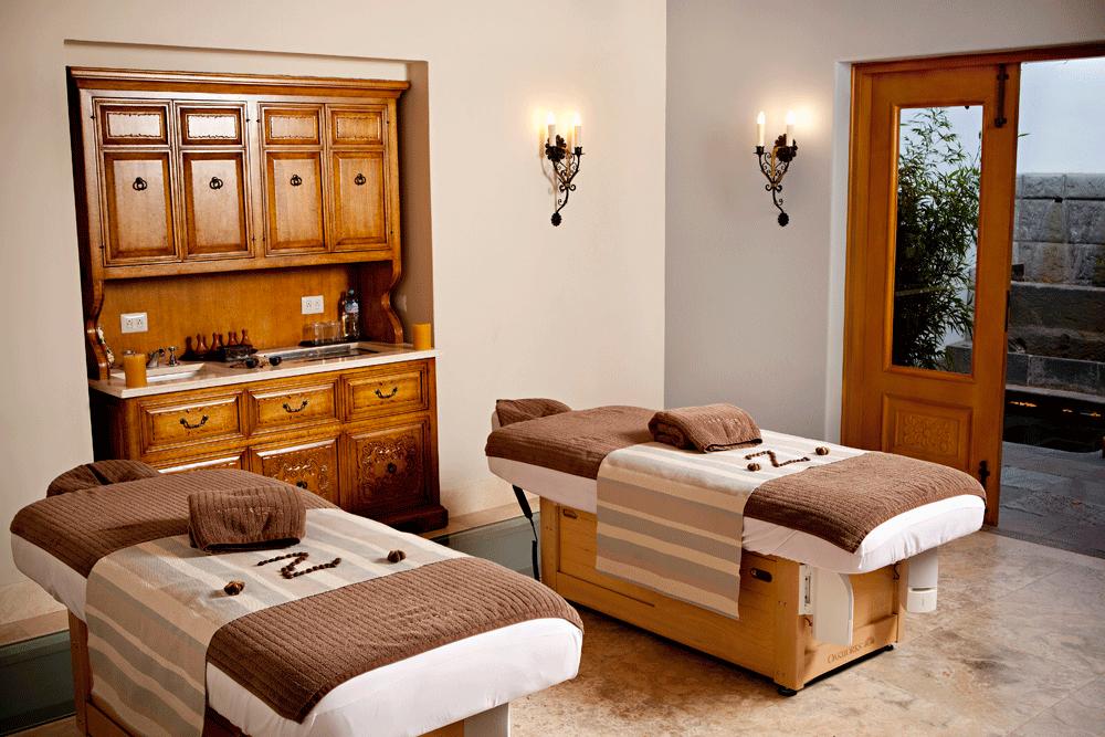 Hypnoze Spa Massage Room