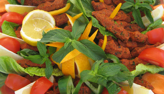 8. Food, glorious food! Turkish cuisine is so much more than just kabobs.