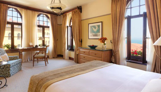 9. Lock yourself away at a once infamous jail for five days at the  Four Seasons Sultanahmet
